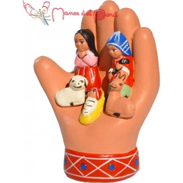Creche la main des Andes