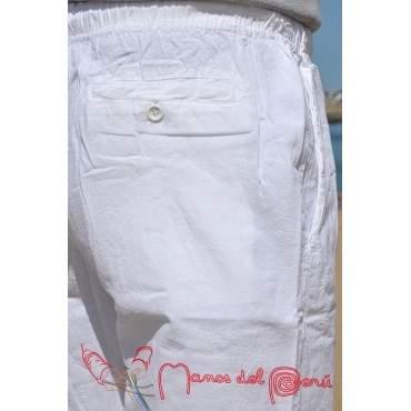 Pantalon péruvien coton...