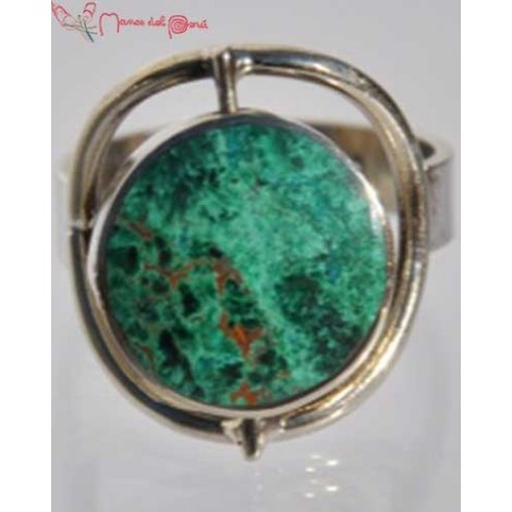 Bague Lapis-lazuli et turquoise