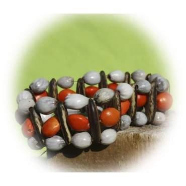 Bracelet élastique Huayruro