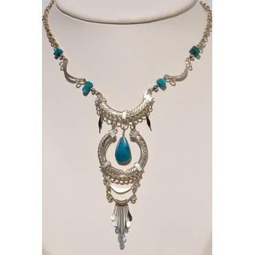 Authentique collier péruvien