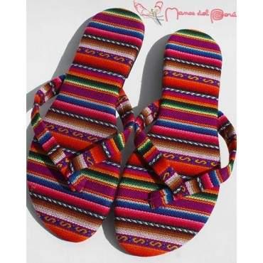 Sandales inca