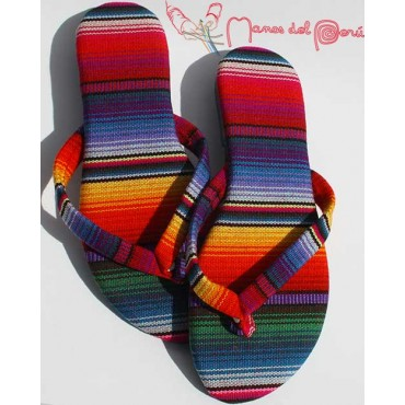 Sandales inca tendance