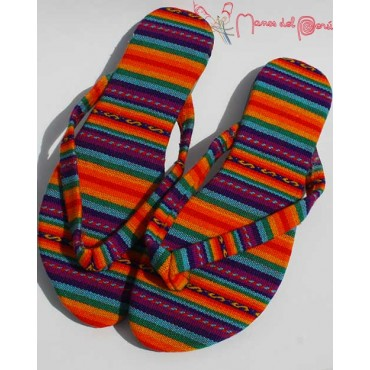 Sandales inca rasta